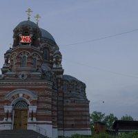 Церковь Пресвятой Троицы :: sorovey Sol