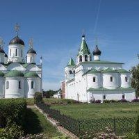 Муром. Спасский монастырь :: Николай