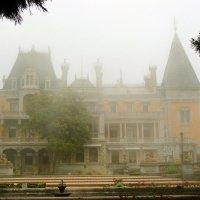 дворец в тумане :: Ольга Рывина