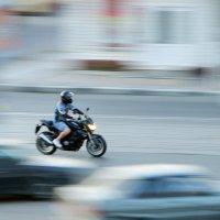 Мотоциклист :: Инна Мартюшова