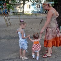 Топ, топ... :: Нина Корешкова