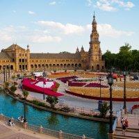 La Plaza de España de Sevilla :: Ksenia ***