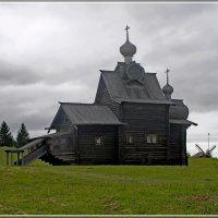 Преображенская церковь. Хохловка :: Любовь Чунарёва