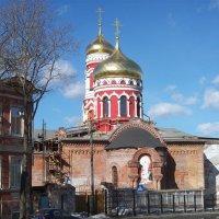 Возрождение храма - 4 :: Николай O.D.