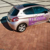 Peugeot 208 :: Антон Виолин