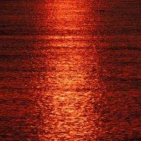 закат на днепре :: Люба Вылывана
