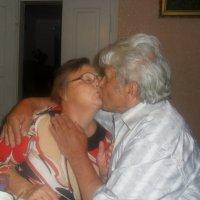 Поцелуй сквозь века :: Sofia Danilyuk