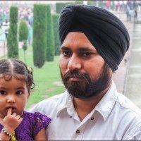 Индия в лицах :: Михаил Фото