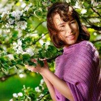 яблоневый сад :: Ольга Гнатко