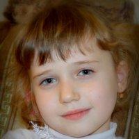 Портрет девочки Вики :: Геннадий Храмцов
