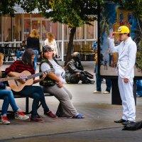 Уличные музыканты :: Марк
