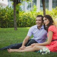 Саша и Лена :: Владимир Коптев
