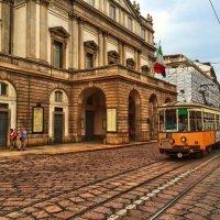 старый трамвай :: Vasiliy V. Rechevskiy