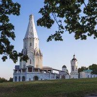 Церковь Вознесения :: Андрей Шаронов