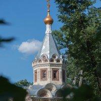 Церковь усадьбы Храповицкого :: Иван Щербина