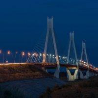 Мост ночью :: Иван Щербина