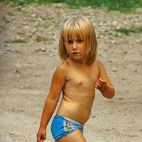 детство голопузое :: Дмитрий Анцыферов