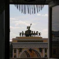 Петербуржское окно :: Вера Моисеева