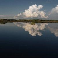Озеро Гасси :: Алексей Некрасов