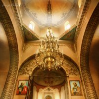 армянский храм :: Абу Асиялов