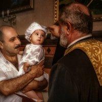 крещение :: Абу Асиялов