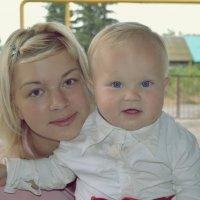 Ирина и Валерия :: Юлия Ерикалова