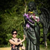 В гостях у Ангела... :: Дмитрий Скубаков