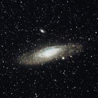 Галактика Андромеды :: Дмитрий Дмитриев