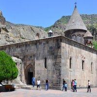 Армения, Гегард :: Михаил Кандыбин