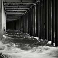 Лабиринт, шторм... :: олег