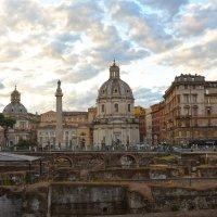 Вечный город Рим. :: Юлия Вольберг