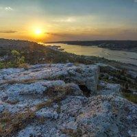 Закат над Северной бухтой :: Алексей Петраш