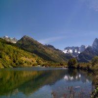 Озеро Туманлы-Кель (Форельное озеро) :: Vadim77755 Коркин
