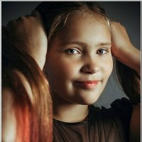 Девочка :: Оскар Граф