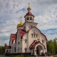 Храм Георгия Победоносца!. :: Анатолий Бахтин