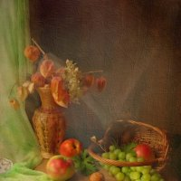 Натюрморт с виноградом :: Aioneza (Алена) Московская