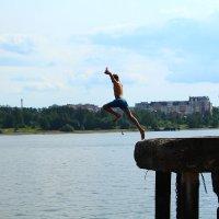 прыжок 4 :: Алексей Векшарев