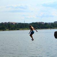 прыжок 2 :: Алексей Векшарев