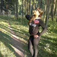 В лесу :: Иринка Сокова