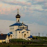 Свято-Троицкая церковь в Мяделе :: Сергей Хомич