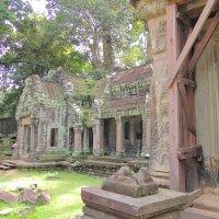 Храмы Камбоджи :: Сергей Карцев