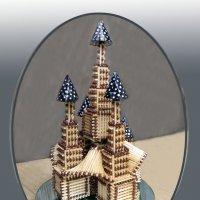 Замок из спичек :: Наталья Джикидзе (Берёзина)