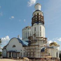 Церковь Собора Московских Святых в Бибиреве :: Александр Качалин