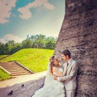 Свадебная фотосессия в Гатчине :: Oksanka Kraft