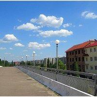 Район ж/д вокзала, Трускавец. :: Валентина ツ ღ✿ღ