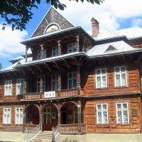 Музей Михаила Биласа в Трускавце. :: Валентина ツ ღ✿ღ