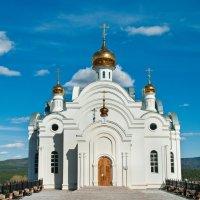 Храм Серафима Саровского в Златоусте :: Макс Бушуев