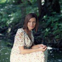 River flowers :: Алексей Щетинщиков