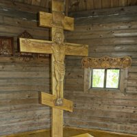 Святой источник в Спасо-Яковлевском монастыре :: Сергей Цветков
