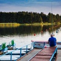 Рыбалка :: Евгений Яковлев